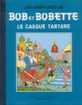Bob et Bobette (Collection classique bleue) -3- Le casque tartare