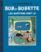 Bob et Bobette (Collection classique bleue) -6- Les martiens sont là