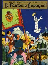 Bob et Bobette (Collection série bleue) -1- Le fantôme espagnol
