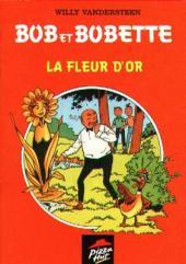Bob et Bobette (Publicitaire) -Piz2- La Fleur d'Or