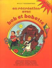 Bob et Bobette -HS2- En récréation avec Bob et Bobette