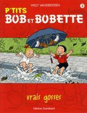 Bob et Bobette (P'tits) -3- Vrais gosses