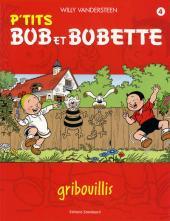 Bob et Bobette (P'tits) -4- Gribouillis