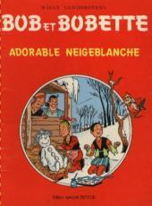 Bob et Bobette (Publicitaire) -Ph1- Adorable Neigeblanche