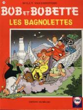 Bob et Bobette (Publicitaire) -Fina- Les Bagnolettes