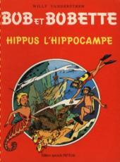 Bob et Bobette (Publicitaire) -Ph2- Hippus l'hippocampe