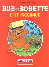 Bob et Bobette (Publicitaire) -Ag1- L'île inconnue