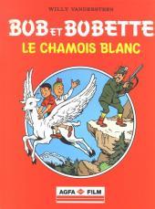Bob et Bobette (Publicitaire) -Ag2- Le Chamois blanc