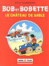 Bob et Bobette (Publicitaire) -Ag3- Le château de sable