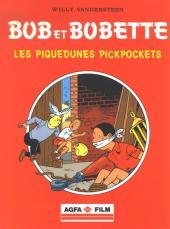 Bob et Bobette (Publicitaire) -Ag4- Les piquedunes pickpockets