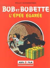 Bob et Bobette (Publicitaire) -Ag5- L'épée égarée