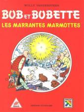 Bob et Bobette (Publicitaire) -Ca1- Les marrantes marmottes