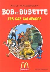 Bob et Bobette (Publicitaire) -McDo2- Les Gaz Galapagos