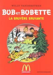 Bob et Bobette (Publicitaire) -McDo1- La bruyère bruyante