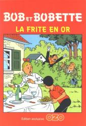 Bob et Bobette (Publicitaire) -Ozo- La frite en or