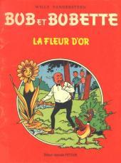 Bob et Bobette (Publicitaire) -Ph3- La Fleur d'or