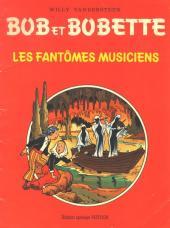 Bob et Bobette (Publicitaire) -Ph5- Les Fantômes musiciens