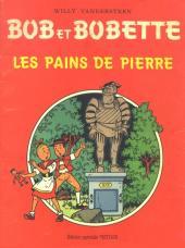 Bob et Bobette (Publicitaire) -Ph6- Les Pains de pierre