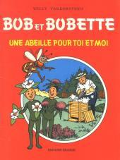 Bob et Bobette (Publicitaire) - Une abeille pour toi et moi