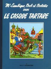 Bob et Bobette (Collection série bleue) -2- Le casque Tartare