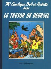 Bob et Bobette (Collection série bleue) -3- Le trésor de Beersel