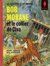 Bob Morane 1 (Marabout) -4- Le collier de Çiva