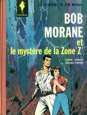 Bob Morane 1 (Marabout) -6- Le mystère de la Zone