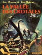 Bob Morane 2 (Dargaud) -7- La vallée des crotales