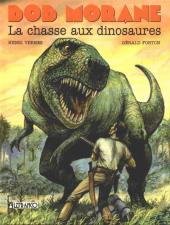 Bob Morane 4 (Lefrancq) -09- La chasse aux dinosaures