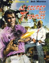 Bob Morane 2 (Dargaud) -9Pub- Le Secret des 7 temples