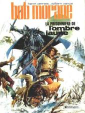Bob Morane 2 (Dargaud) -14b1987- La prisonnière de l'ombre jaune