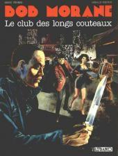 Bob Morane 4 (Lefrancq) -14- Le club des longs couteaux