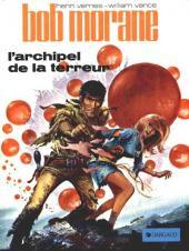 Bob Morane 2 (Dargaud) -15b90- L'archipel de la terreur
