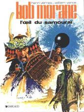 Bob Morane 2 (Dargaud) -17b1984- L'œil du samouraï
