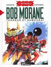 Bob Morane 8 (Intégrale Dargaud-Lombard) -4- Terreur et samouraï