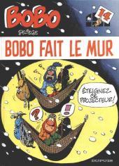 Bobo -14- Bobo fait le mur