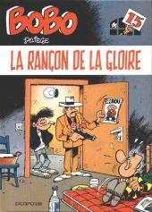 Bobo -15- La rançon de la gloire