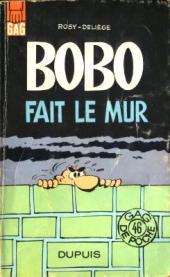 Bobo -7GP- Bobo fait le mur