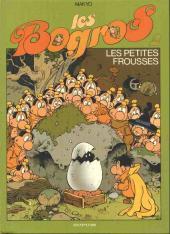 Les bogros -2- Les petites frousses