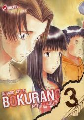 Bokurano (Notre enjeu) -3- Tome 3