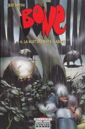 Bone (Smith, chez Delcourt, en noir et blanc) -4- La Nuit des rats-garous
