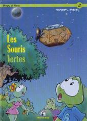Boogy & Rana -2- Les souris vertes