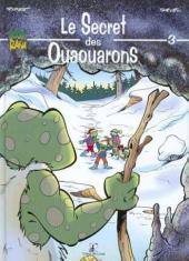 Boogy & Rana -3- Le Secret des Ouaouarons