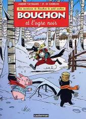 Bouchon le petit cochon (Les aventures de) -4- Bouchon et l'ogre noir
