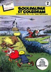 Bouldaldar et Colégram -3- Armande du lac des brumes