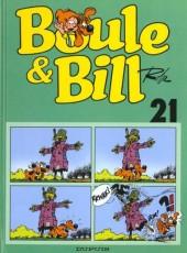 Boule et Bill -02- (Édition actuelle) -21a- Boule & Bill 21