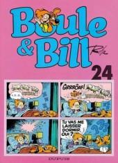Boule et Bill -02- (Édition actuelle) -24a2000- Boule & Bill 24