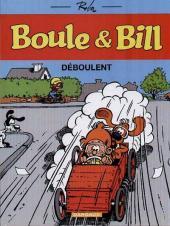 Boule et Bill -03- (Publicitaires) -2- Boule & Bill déboulent
