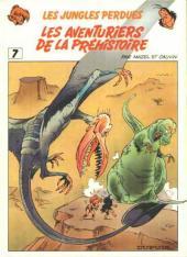 Boulouloum et Guiliguili (Les jungles perdues) -7- Les aventuriers de la préhistoire