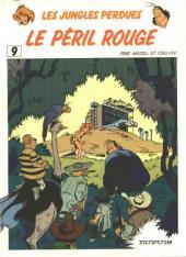 Boulouloum et Guiliguili (Les jungles perdues) -9- Le péril rouge